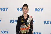 Bridget Moynahan Wrap Top
