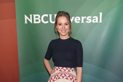 Bridgit Mendler Mini Skirt