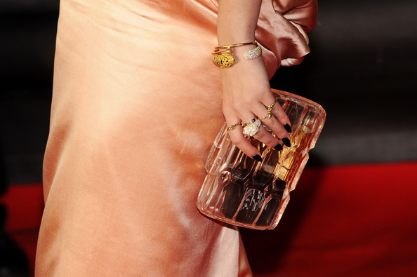 More Pics of Rita Ora Hard Case Clutch (1 of 12) - Clutches Lookbook - StyleBistro