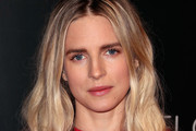 Brit Marling Long Wavy Cut