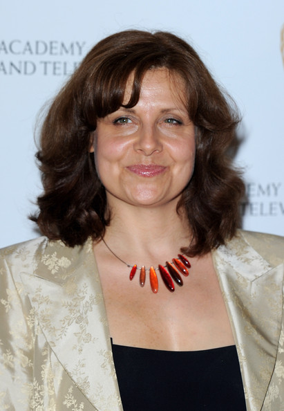 More Pics of Rebecca Front Gemstone Beaded Necklace (1 of 2) - Rebecca Front Lookbook - StyleBistro