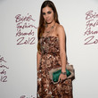 Amber Le Bon at the 2012 British Fashion Awards