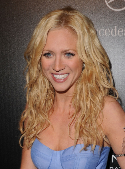 Brittany Snow Long Curls