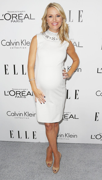 Brooke Anderson Maternity Dress