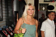 Brooke Hogan Long Straight Cut
