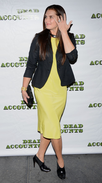 """""""Dead Accounts"""" Broadway Opening Night - Arrivals And Curtain"""