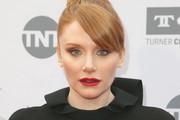 Bryce Dallas Howard Twisted Bun