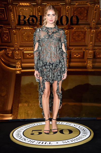 Chiara Ferragni at the #BoF500 at L'Hotel de Ville