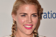 Busy Philipps Long Braided Hairstyle