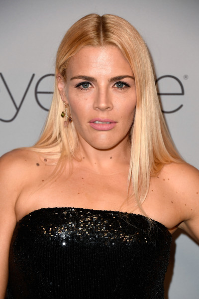 Busy Philipps Long Straight Cut [hair,blond,face,hairstyle,lip,shoulder,eyebrow,beauty,long hair,chin,arrivals,busy philipps,beverly hills,california,the beverly hilton hotel,warner bros. pictures,instyle host,post-golden globes party]