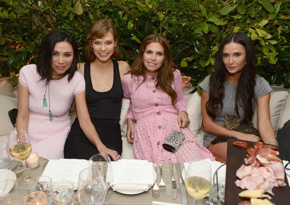 Dinner Party Inspiration - Chanel Hosts a Benefit in Miami