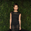 Zoe Kravitz at the 2013 Chanel Pre-Oscars Dinner at Madeo