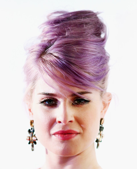 More Pics of Kelly Osbourne Beehive (4 of 12) - Hair Lookbook - StyleBistro