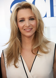 Lisa Kudrow wore her hair in wispy layers at the 2012 Summer TCA party.