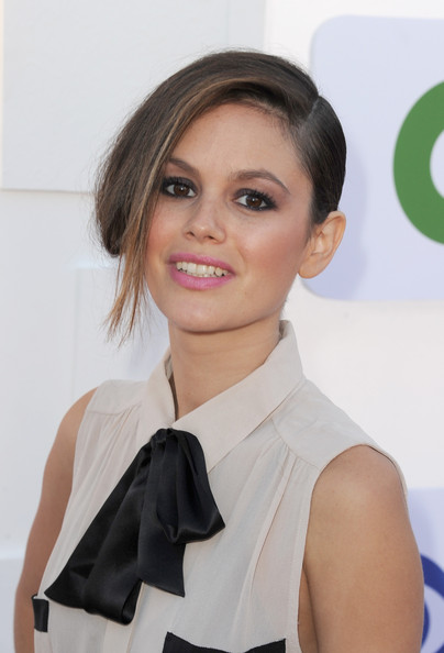 More Pics of Rachel Bilson French Twist (1 of 10) - Rachel Bilson Lookbook - StyleBistro