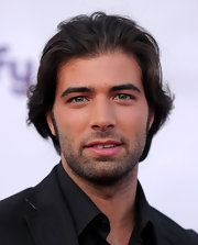 Jencarlos Canela's wavy hair made all the women swoon at The Cable Show's 2010 'An Evening With NBC Universal.'