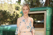 Caitlin Fitzgerald Print Dress