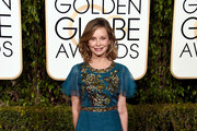 Calista Flockhart Evening Dress