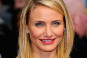 Cameron Diaz Layered Cut