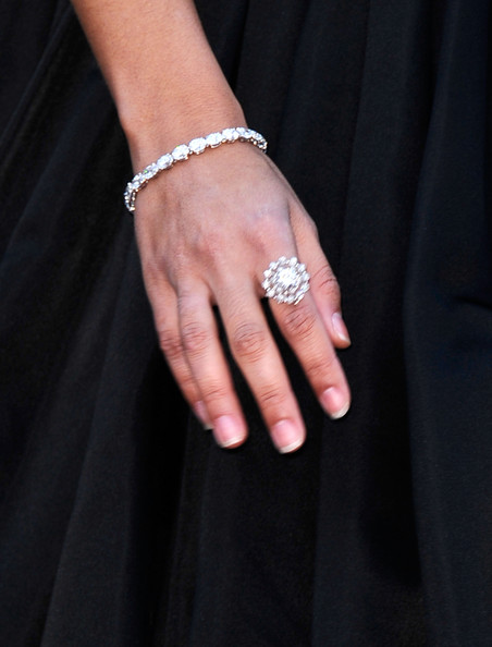 Camila Alves Diamond Ring