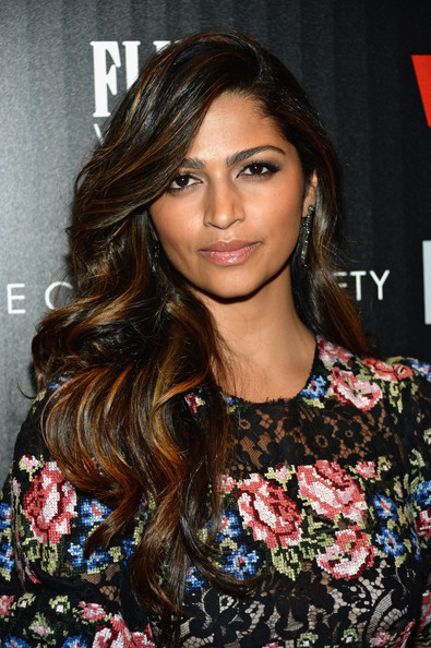 Camila Alves Hair