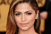 Camila Alves Long Side Part