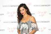 Camila Alves Print Dress