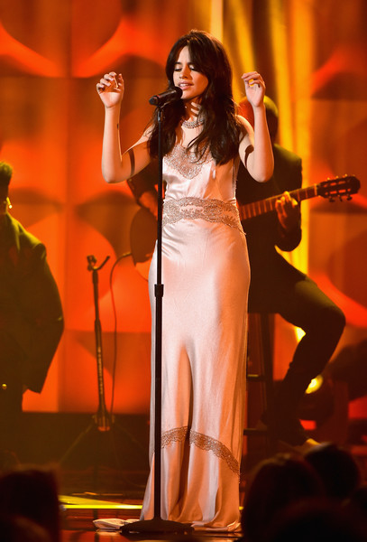 Camila Cabello Embroidered Dress [camila cabello,billboard women in music 2017 - show,billboard women in music,performance,entertainment,performing arts,singing,music artist,music,singer,event,musician,public event,hollywood highland center,ray dolby ballroom,california]