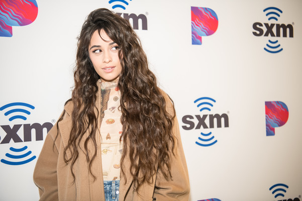 Camila Cabello Long Curls