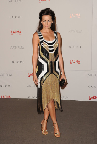 Camilla Belle Box Clutch