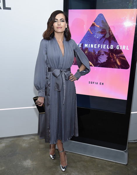 Camilla Belle Evening Pumps