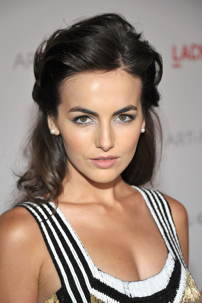 Camilla Belle Metallic Eyeshadow