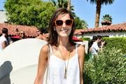 Camilla Belle Metallic Shoulder Bag