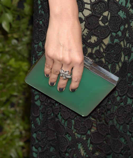 Camilla Belle Gray Nail Polish