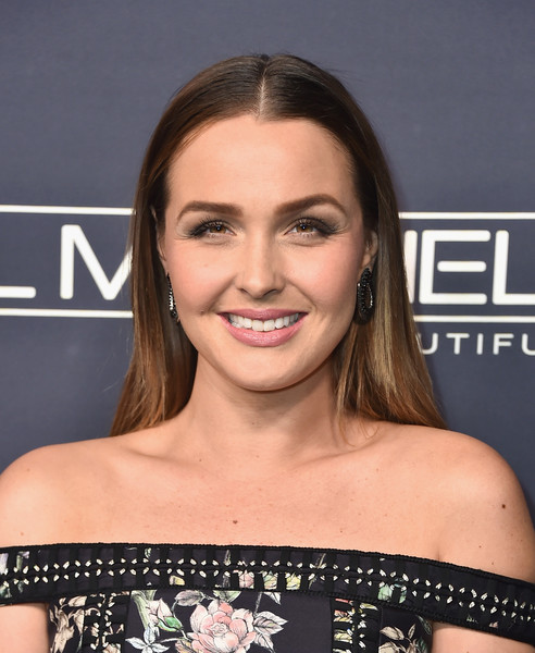 Camilla Luddington Long Straight Cut