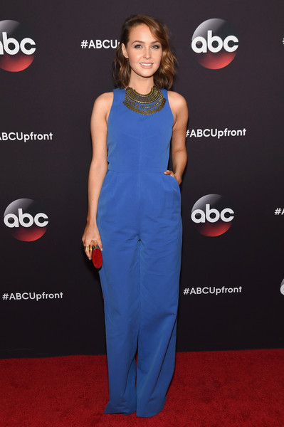 Camilla Luddington Jumpsuit
