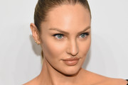 Candice Swanepoel Long Braided Hairstyle