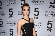 Cara Delevingne Halter Dress