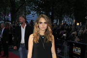 Cara Delevingne Little Black Dress