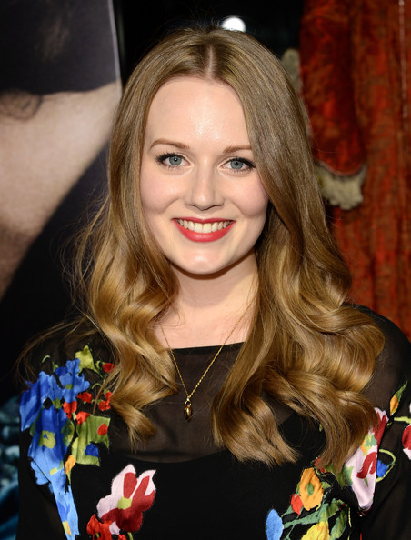 Cara Theobold Long Curls