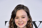 Carey Mulligan Medium Wavy Cut