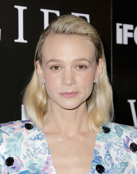 Carey Mulligan Mid-Length Bob