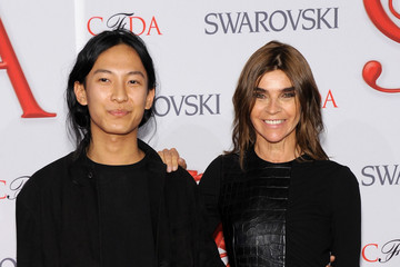 Carine Roitfeld Alexander Wang 2012 CFDA Fashion Awards - Arrivals