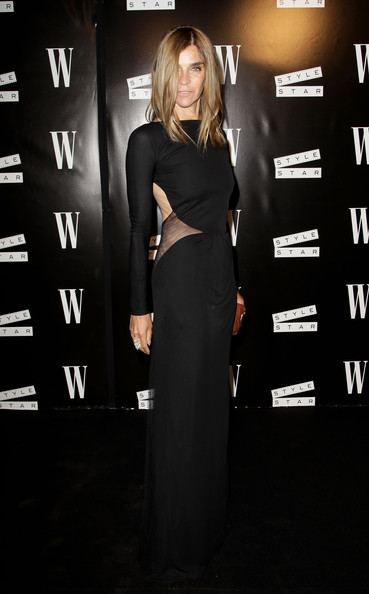 Carine Roitfeld Cutout Dress