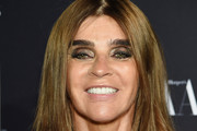 Carine Roitfeld Medium Straight Cut