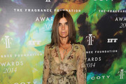 Carine Roitfeld Print Dress