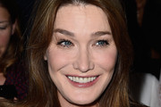 Carla Bruni-Sarkozy Diamond Statement Necklace