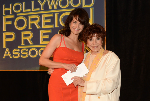 Hollywood Foreign Press Association's 2012 Installation Luncheon - Presentation Of Grants