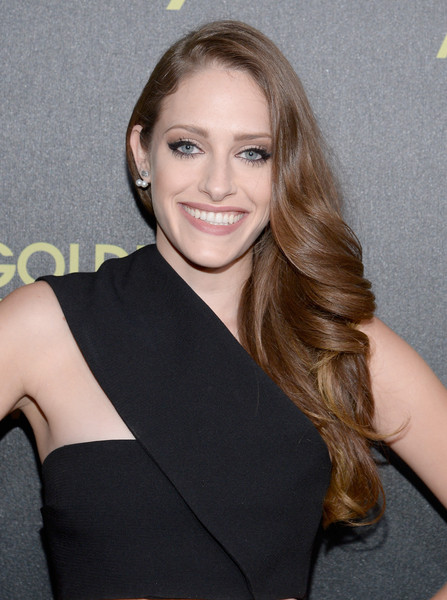 Carly Chaikin Long Curls