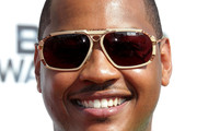 Carmelo Anthony Rectangular Sunglasses